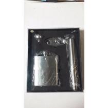 Kit Licorera/corta Puros De Aluminio