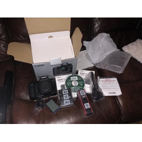 Cámara Digital Slr Canon Eos 5d Mark Iv 30.4mp - Negro (solo