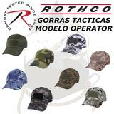 Gorra Rothco Original Tactica Gorras Colores