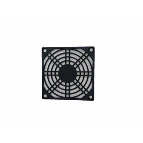 Grade Tela Proteção Cooler Ventoinha 80x80 Plástica