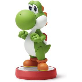 Figura Amiibo Yoshi Serie Super Mario Bros Nintendo Wii U