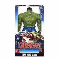 Figura De Accion Titan Hero Hulk Hasbro