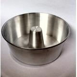 Molde Torta Aluminio 24cms De Diametro - Tambien En 29cms