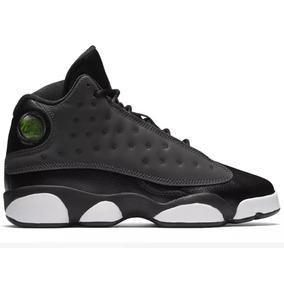 Tênis Nike Air Jordan 13 Retro Gs Anthracite Hype,imediato
