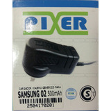 Cargador Pixer Viajero De Pared Samsung 02: C165 C166 C266