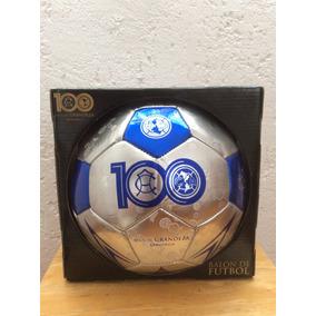 Balón Club América #5 Centenario 100 Años Sen Deportes 2016