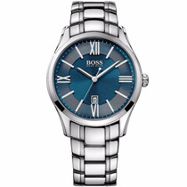 Reloj Hugo Boss Ambassador Acero 1513034 Time Square