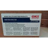 Toner Okidata Negro Para Impresora Mb780/mb790 P/n:52124406