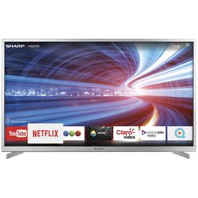 Smart Tv Sharp 55 4k Uhd Sh5516kuhd ( Netflix)