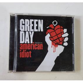 Green Day Disco Cd American Idiot Original