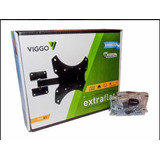 Soporte Smart Tv Led Lcd Viggo Hasta 42p Spv41 Extraflat