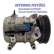 Compressor De Ar Calsonic Fiat Palio Uno Fire Novo Uno Siena