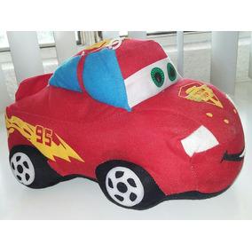 El Rayo Mcqueen Cars Peluche De Colección Edición Limitada