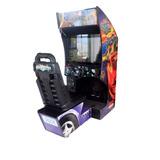 Máquina Video Juegos Crusin World - Simulador - Maquinitas