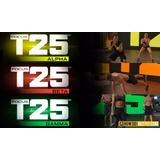 Focus T25 Del Creador De Insanity 14 Dvd