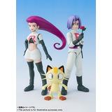 Bandai S.h. Figuarts Rocket Team Pokemon