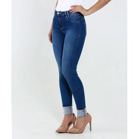 Kit 7 Calças Feminina Jeans Cigarrete Skinny Lycra Até 54