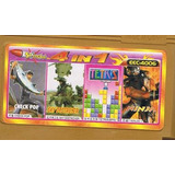 Cassette (4in1)juego De Family Game Circus Pika Mappy Star F