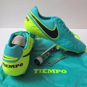 Chuteira Nike Tiempo Legend Sg Canguru Trava Mista Original