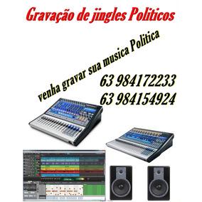 Jingles Politicos 2016 De Alta Qualidade E Menor Preço 200$