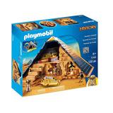 Gran Piramide Del Faraón Playmobil History Envío Gratis