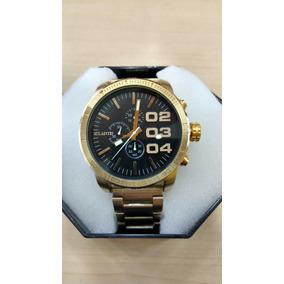 Relógio Atlantis G3309 Original Estilo Diesel Frete Gratis