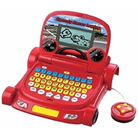 Laptop Computadora Bilingüe Speed Racer Winfun