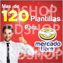 Plantillas Mercadolibre Ml Editables + Tutoriales + Hosting