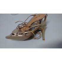 Sapato Sandalia Feminina N 36 - Festa Casamento Formatura