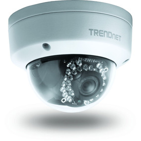 Cámara Trendnet Tv-ip311pi De Red Domo 3mp Full Hd Dia/noche