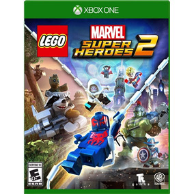 Lego Marvel Super Heroes 2 Xbox One En D3 Gamers