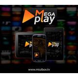 Cuenta Megaplay 1 Año De Iptv De Miuibox