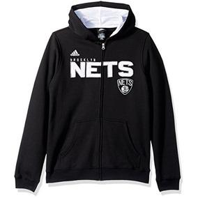 Nba Marca Nba Youth 8-20 Brooklyn Nets Declaró Sudadera Con