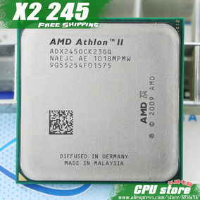 Processador Amd Athlon Ii X2 2.9ghz Socket Am3/am2+ Adx2450