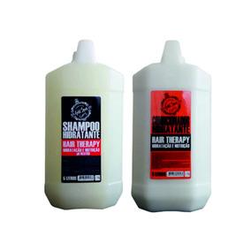 Shampoo + Condicionador De Galão 5 Litros - Salão