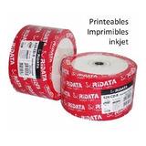 Cd Printable / Imprimible Al Centro, Ridata. X50 U.