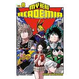 My Hero Academia Nº 08 (manga Shonen) Kohei Horikoshi