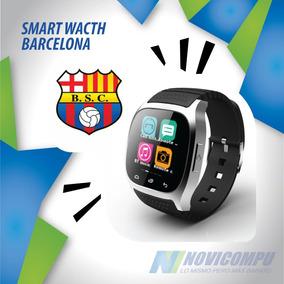 Smart Watch Barcelona, Logo Al Encender, Exclusivo Con Licen