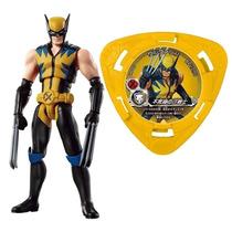 Marvel Disk Wars Hyper Motions Wolverine (bandai)