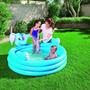 Pileta Niños Bestway Elefante Spray 3 Aros 53048