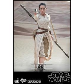 Rey Star Wars Force Awakens Sixth Scale Hot Toys Igcomics