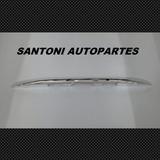 Vira Moldura Cromada Embellecedor Peugeot 207 Porton Trasero