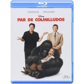 Par De Colmilludos Old Dogs Travolta Williams En Blu-ray