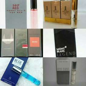 Mini Perfumes Originales Cartera Dama Caballero Economicos