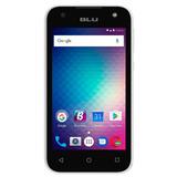 Celular Libre Blu J1 4 - Blanco
