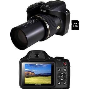 Câmera Digital Kodak Pixpro Az522 16.0mp 3.0 Zoom 52x