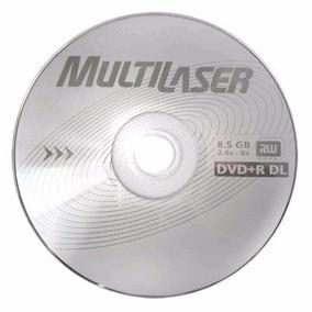Dvd Virgem Multilaser (a Unidade)