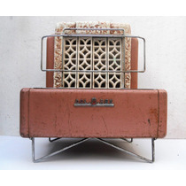 Antiguo Calefactor Calorex De Gas