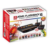 Atari Flashback 6 Sistema De Juego Clásico Con 100 Juegos