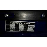 Compresor De Aire 2hp 24 Litros Marca Mt